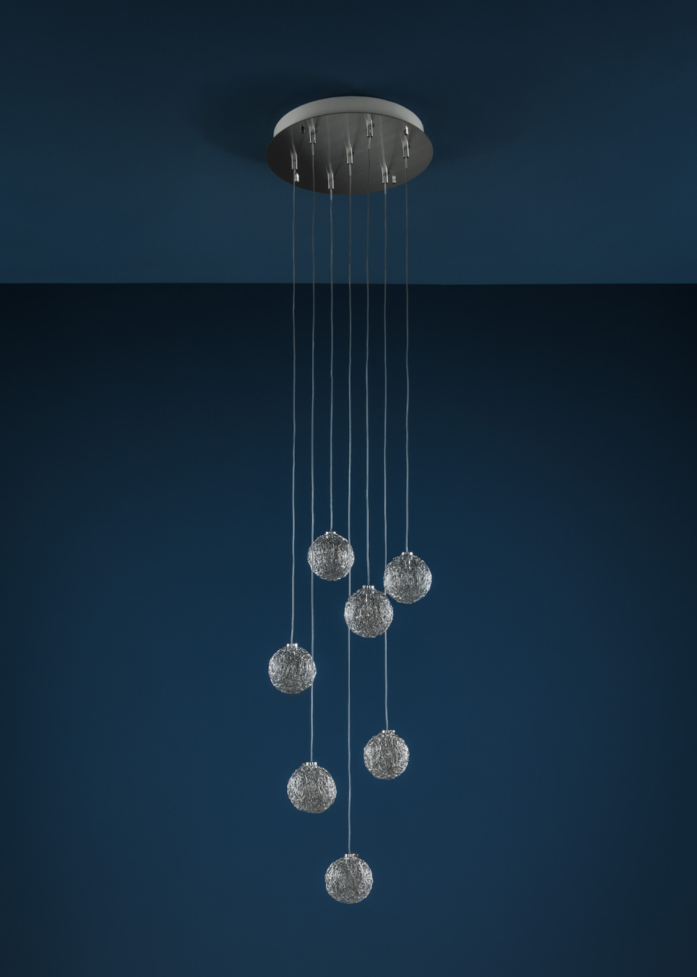 catellani & smith Sweet Light chandelier