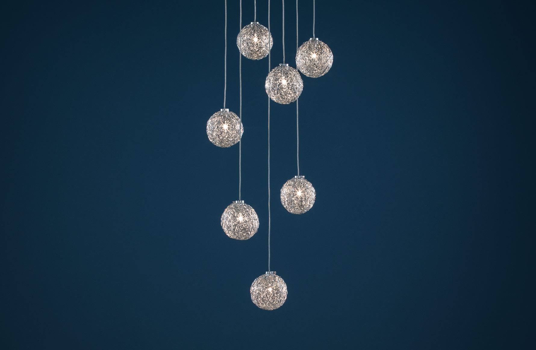Sweet Light Chandelier