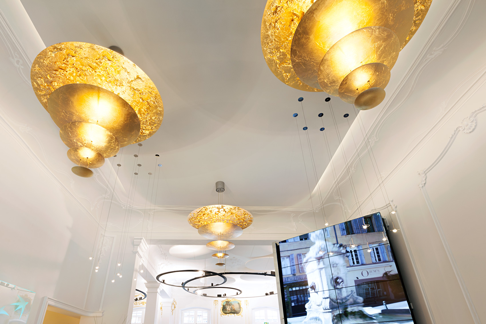 lampade catellani&smith da soffitto