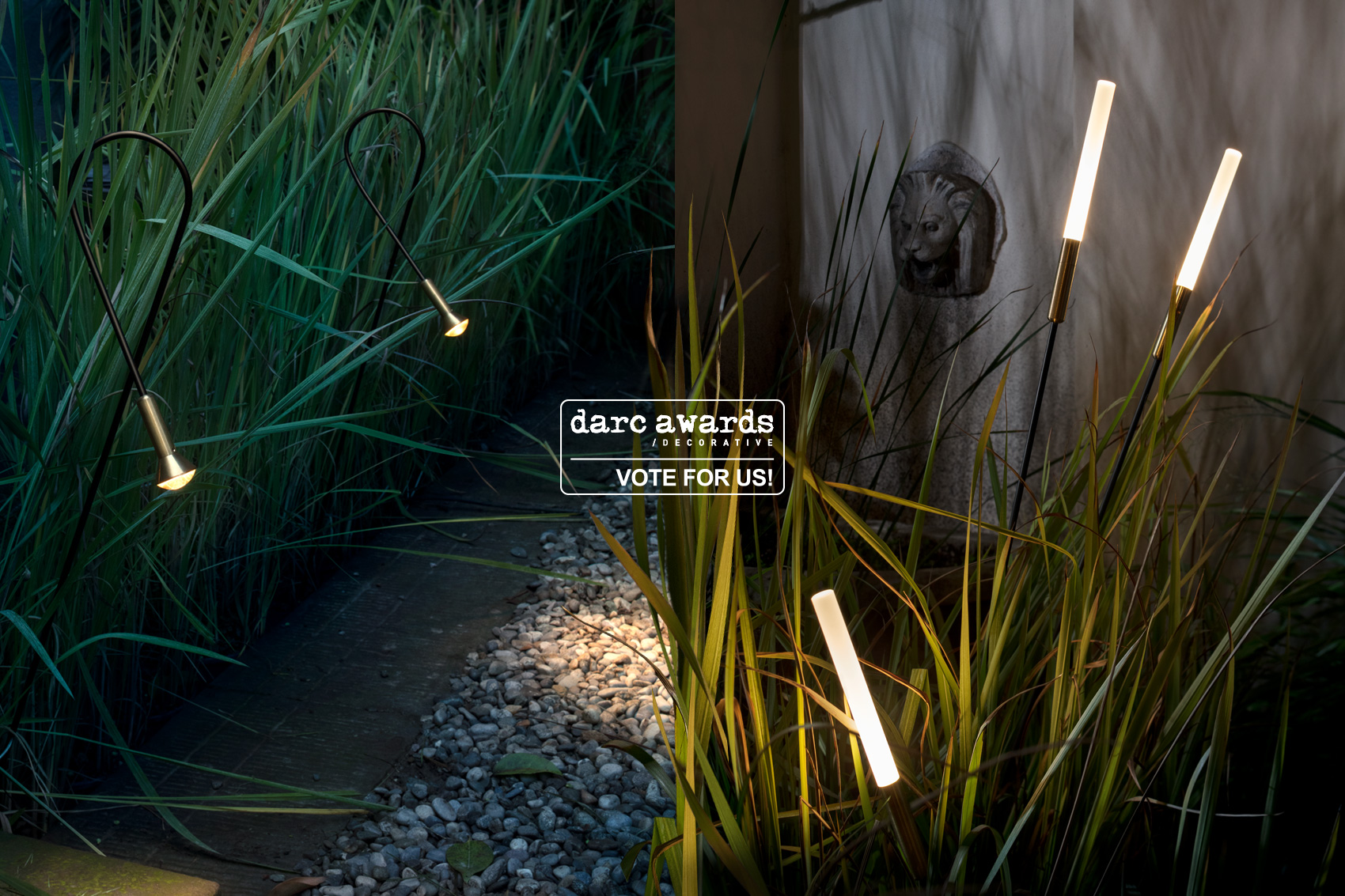 Darc awards/decorative 2018, vote for us!