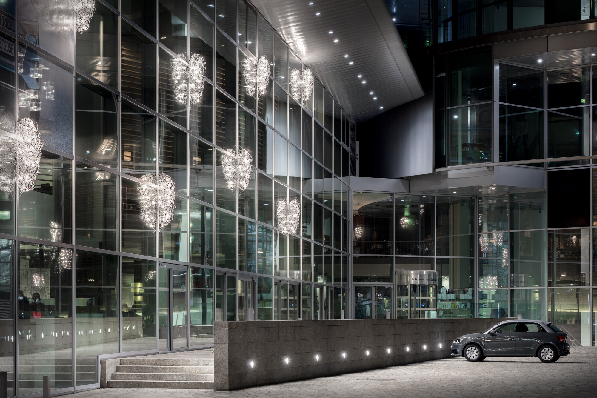 Catellani&Smith: Audi Forum